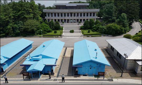 9일 남북 고위급 당국회담이 개최되며 25개월 만에 남북이 협상 테이블에 마주 앉는다. 문재인 정부 들어 첫 남북 간 만남이다.(자료사진) ⓒ데일리안