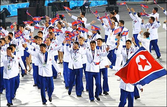 북한이 2014인천아시안게임에 이어 2018평창동계올림픽에도 선수단을 파견할 예정이다. ⓒ 데일리안 DB
