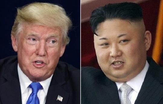 도널드 트럼프 미국 대통령이 북한의 대화 제의에 열려있다는 입장을 밝히면서 남북대화 분위기가 북미대화로 이어질 수 있을지 주목된다.(자료사진) ⓒ데일리안DB