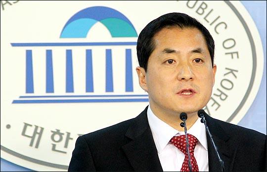 박대출 자유한국당 과방위 위원. (자료사진) ⓒ데일리안 박항구 기자