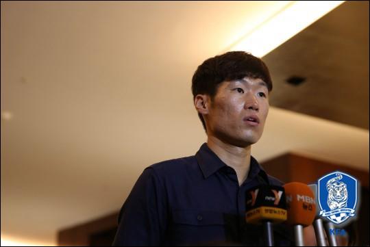 박지성의 모친이 운명을 달리했다. ⓒ 대한축구협회