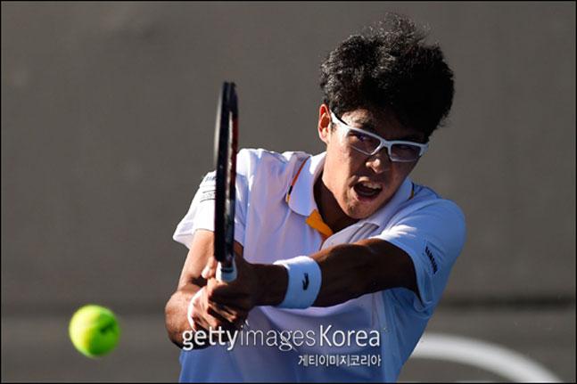 미국 언론이 정현의 아시안게임 금메달을 언급했다. ⓒ 게티이미지