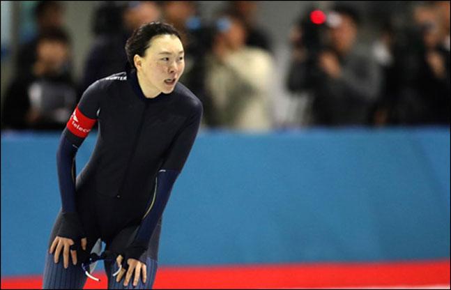 스피드스케이팅 여자 1500m에 출전하는 노선영. ⓒ 연합뉴스