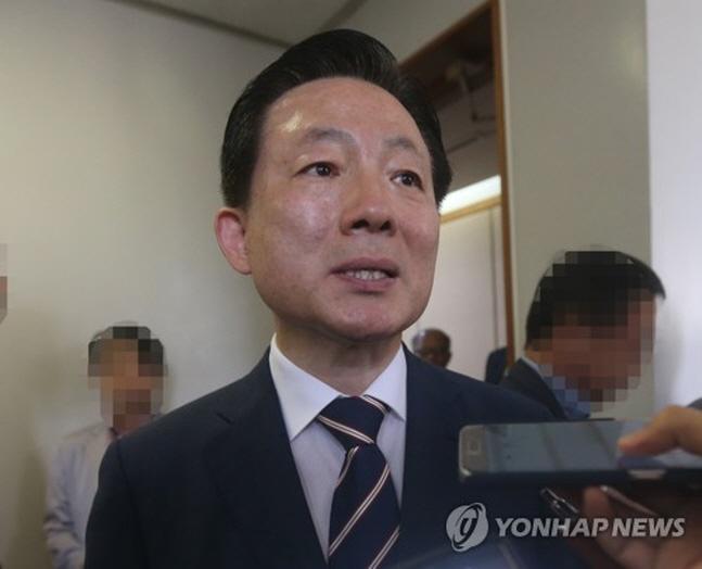 박찬우 전 자유한국당 의원. (자료사진) ⓒ연합뉴스