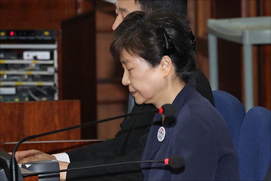 박근혜 전 대통령 ⓒ데일리안