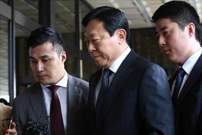신동빈 롯데그룹 회장. ⓒ데일리안 홍금표 기자