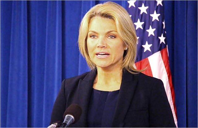 헤더 노어트 미국 국무부 대변인 ⓒ연합뉴스
