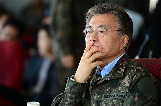 문재인 대통령은 그동안 북핵동결을 대화의