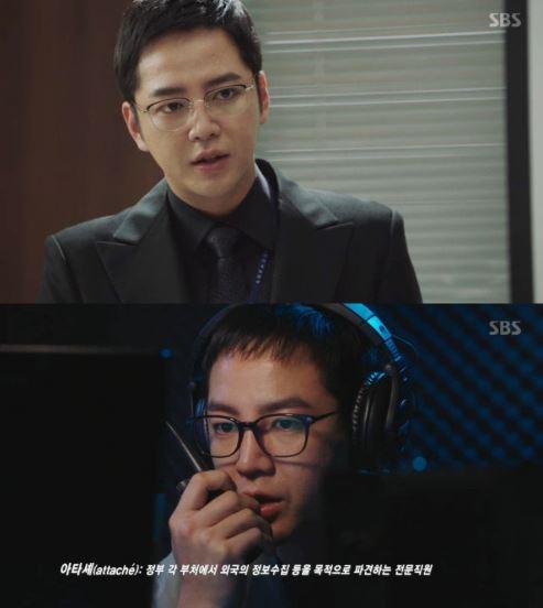 배우 장근석이 맹활약하며 안방극장을 사로잡고 있다. ⓒ SBS