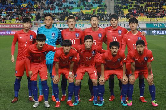 한국이 내년 1월 아랍에미리트에서 열리는 아시안컵서 톱시드(포트1)를 받았다. ⓒ 데일리안 홍금표 기자
