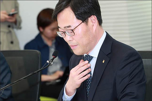 김기식 금융감독원장. (자료사진) ⓒ데일리안 류영주 기자