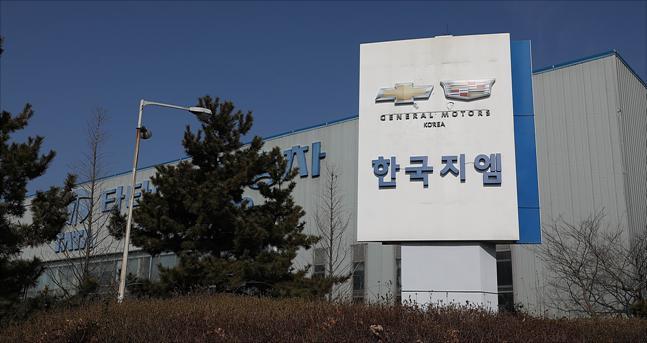한국지엠 군산공장 전경.ⓒ데일리안 홍금표 기자