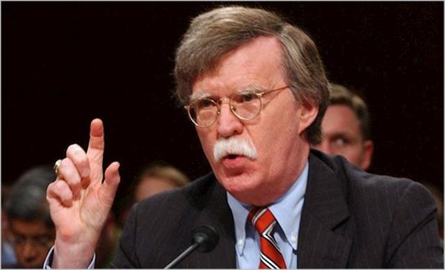존 볼턴 미국 백악관 국가안보보좌관 ⓒCNN
