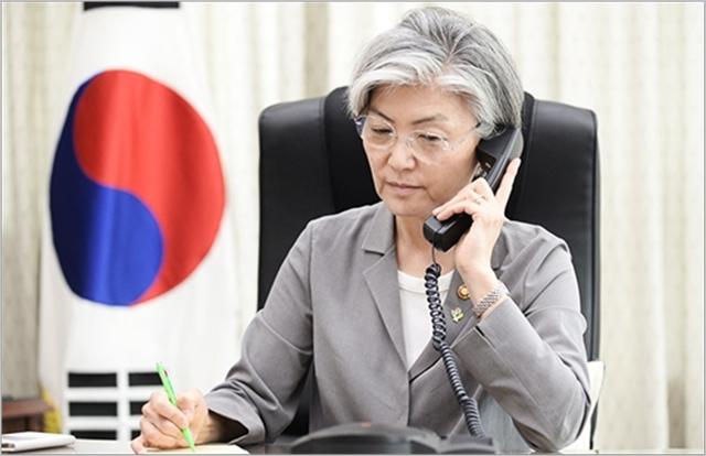 강경화 외교부 장관 ⓒ외교부