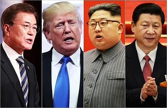 북한은 올해 전격적인 대화 국면으로 방향을 튼 뒤