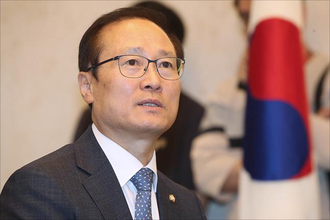홍영표 더불어민주당 원내대표(자료사진)ⓒ데일리안 홍금표 기자
