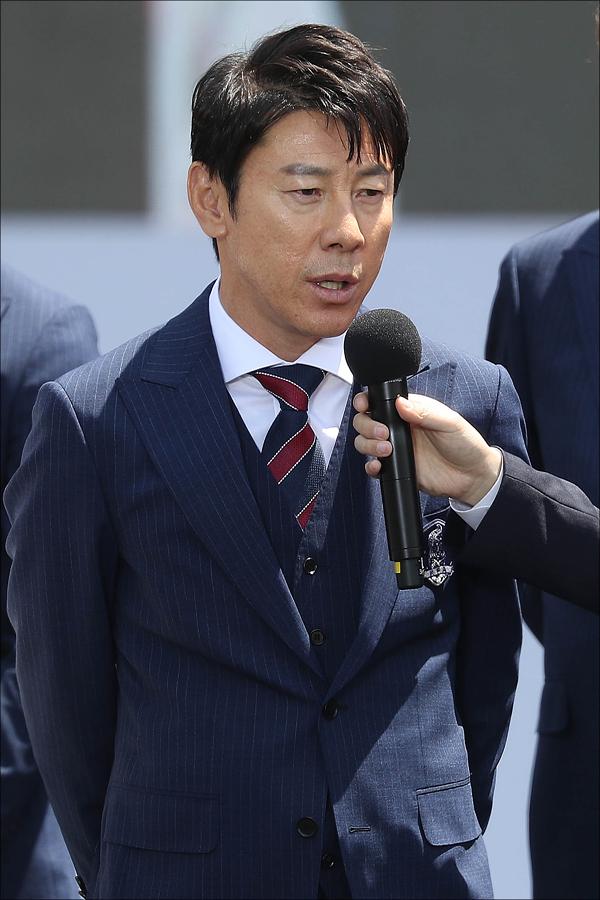 신태용 축구대표팀 감독. ⓒ 데일리안 홍금표 기자