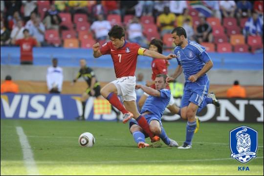 박지성. ⓒ 대한축구협회
