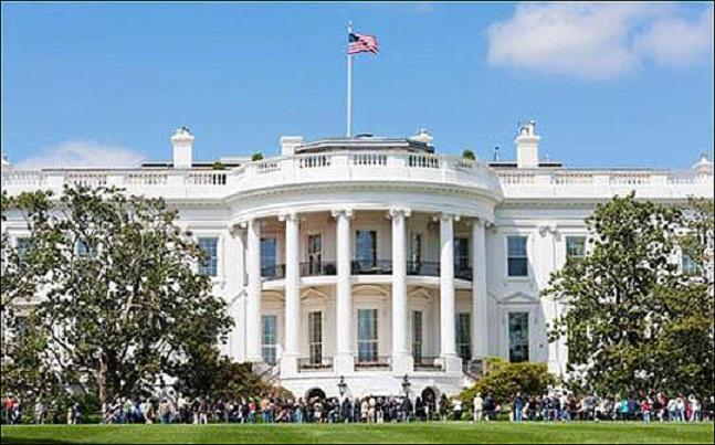 미국 백악관 전경. ⓒ연합뉴스