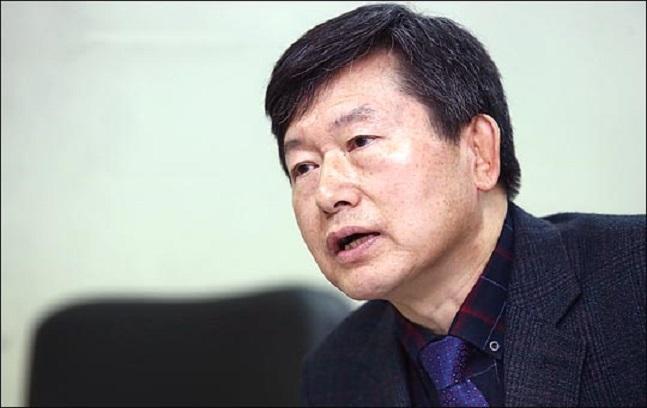 김창남 경희대학교 언론정보대학원장