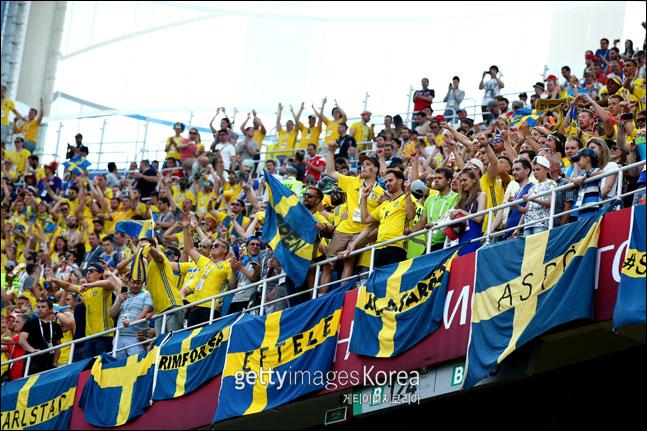 러시아 월드컵 한국과 스웨덴의 경기 직후 총기 사고가 발생해 경찰이 수사에 나섰다.(해당 사진은 본 기사의 내용과 무관함) ⓒ 게티이미지