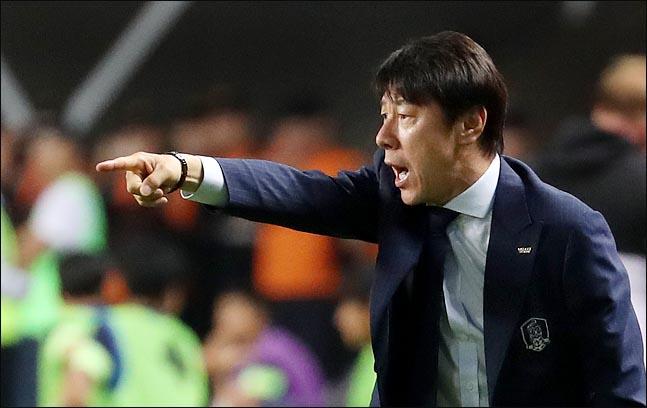 신태용 감독이 자신의 축구 색깔을 보여줄 시간이 짧았다고 항변한다면 이는 비겁한 변명에 불과하다. ⓒ 데일리안 박항구 기자