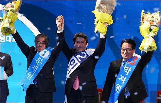 더불어민주당 8·25 전당대회 후보등록이 다음주로 다가온 가운데, 당대표 후보