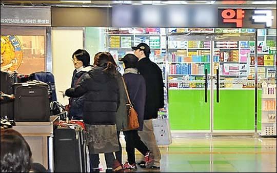 서울 시내의 한 약국 모습. (자료사진) ⓒ데일리안DB