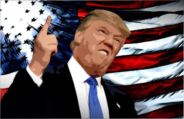 도널드 트럼프 미국 대통령. ⓒ데일리안