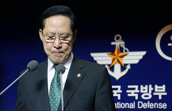 송영무 국방부 장관 ⓒ데일리안 박항구 기자