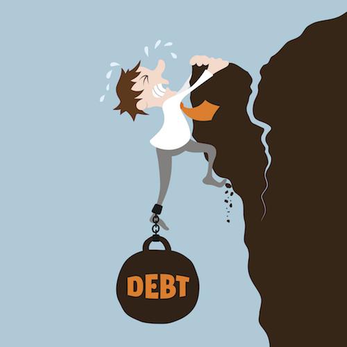 최근 내수 부진 등으로 한계 상황에 몰린 자영업자들이 늘면서 대출의 질 또한 악화되고 있다. 정부 규제 하에 묶인 가계대출 대신 2금융권을 중심으로 개인사업자대출이 급증하고 있는데다 연체율 역시 심상치 않아 자영업자들에 대한 대출 부실 우려가 커지고 있다.  ⓒ게티이미지뱅크
