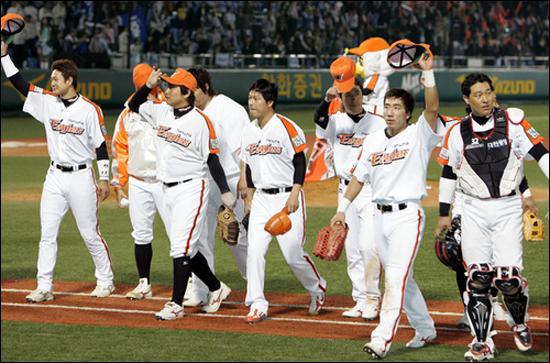 한화의 마지막 가을 야구는 2007년이었다. ⓒ 연합뉴스
