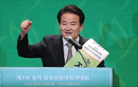 정동영 민주평화당 대표 ⓒ데일리안 홍금표 기자
