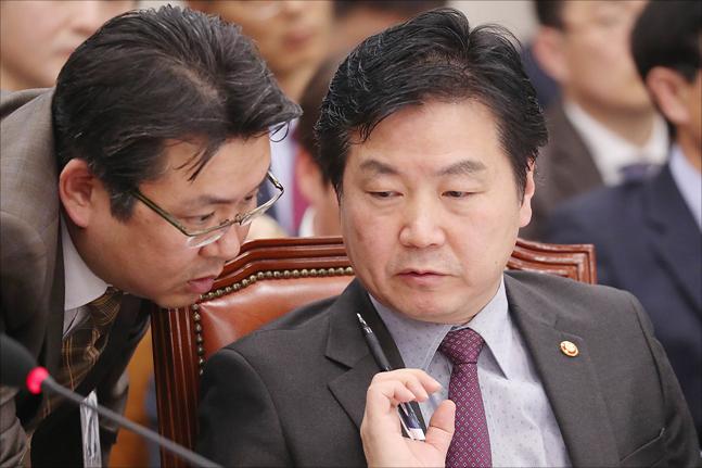 홍종학 중소벤처기업부 장관 ⓒ데일리안