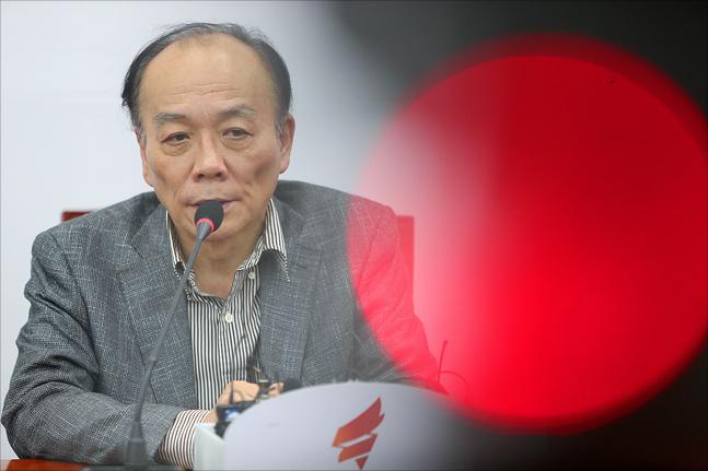 전원책 자유한국당 조직강화특별위원. (자료사진) ⓒ데일리안 홍금표 기자