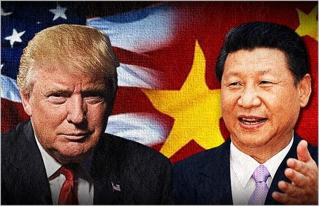 도널드 트럼프 미국 대통령(왼쪽)과 시진핑 중국 국가주석 ⓒ데일리안