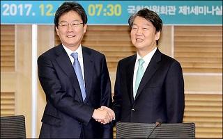 정치적 고향 찾는 劉·安…통합 불지피나