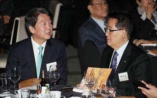 국민의당 통합파 '영남' vs 반대파 '호남' 세몰이