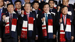 '북한도 온다는데...평창 동계올림픽 화이팅!'