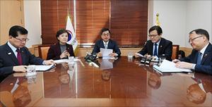 '주택시장 동향 및 대응방향 논의' 경제현안간담회