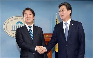 정계개편 신호탄 쏜 안철수-유승민…6월 지방선거 '올인'