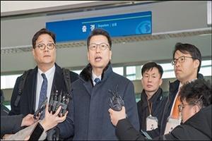 南선발대, 금강산·마식령·갈마비행장 점검…내일 귀환
