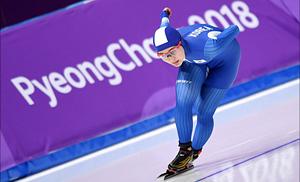 [평창2018] 빙속 여자 1000m 출전한 박승희