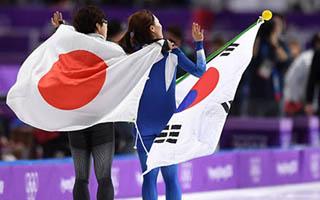 턱밑 쫓아온 10위 일본, 평창 최대 수혜?