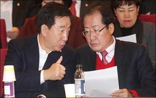 전략적 비공개라는 한국당, 지방선거 '히든카드' 있나