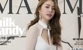 '군통령' 설하윤, 봄 여는 탐스러운 몸매