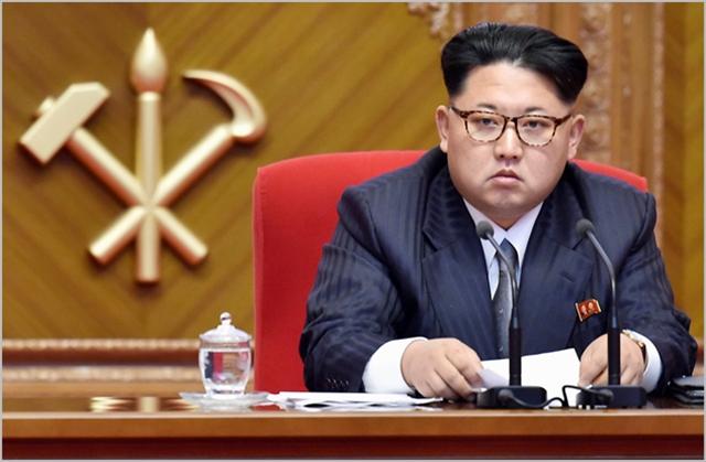 '北 김정은의 침묵', 정말 비핵화 언급했나?