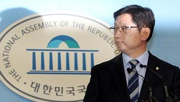 김경수 '드루킹' 부담에도 '文風' 믿고 출마선언
