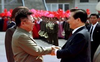문 대통령 앞에 앉을 '김정은 대역'은 누구?