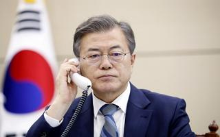 문 대통령 지지율 65.4%…전주比 1.9%포인트 하락